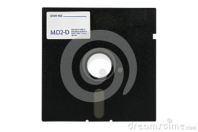 Diskette 5 25 inches