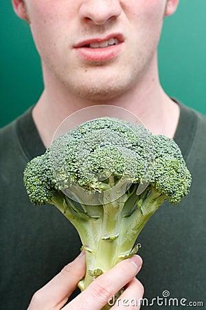 Dislike broccoli