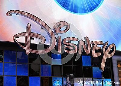 Disney Editorial Image