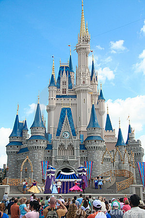 Free Disney Castle Royalty Free Stock Images - 11778549
