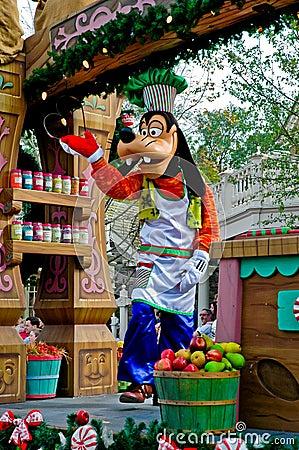 Disney Character Goofy Editorial Stock Photo