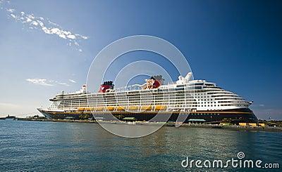 Disney Dream Editorial Image
