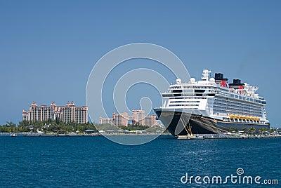 Disney Dream Editorial Stock Photo