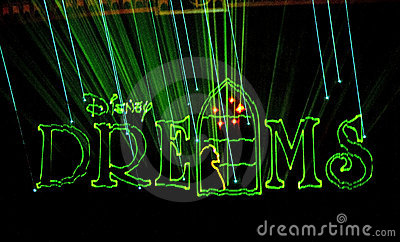 Disney Dreams Editorial Image