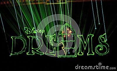 Disney Dreams Editorial Image