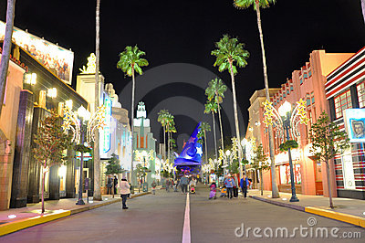 Disney Hollywood Studios, Orlando Editorial Image