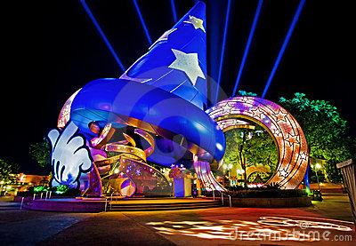 Disney s Hollywood Studios Walt Disney World Editorial Image