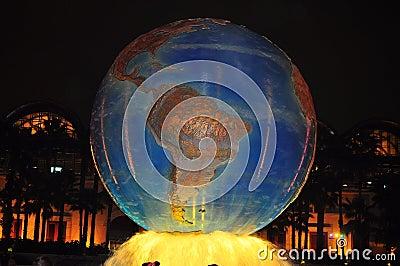 Disney Sea Tokyo Japan - Editorial Photography