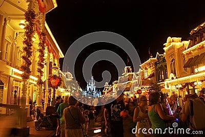 Disney world Editorial Image