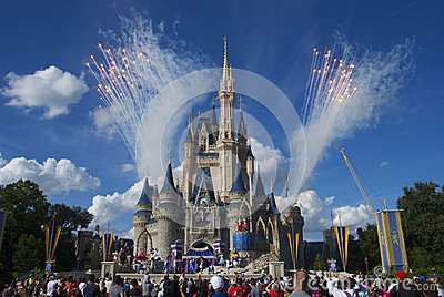 Disney world Editorial Photography