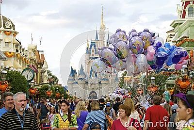 Disney World Editorial Stock Image