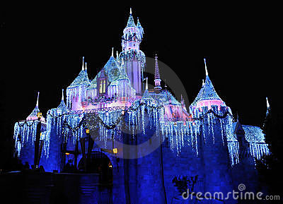 Disneyland Editorial Stock Image