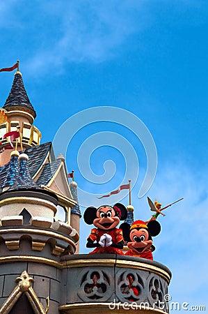 Disneyland Editorial Photography