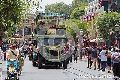 Disneyland Main Street