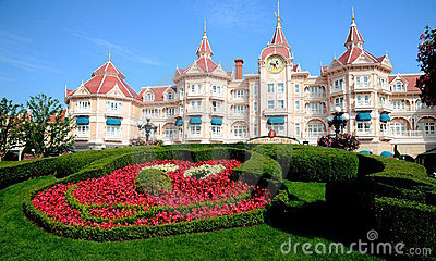 Disneyland Paris Editorial Photography