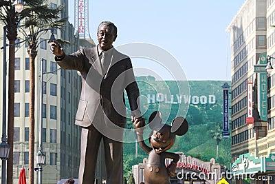 Disneyland Paris Editorial Photo