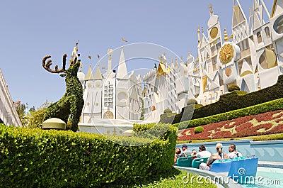 Disneyland Resort California Editorial Stock Image