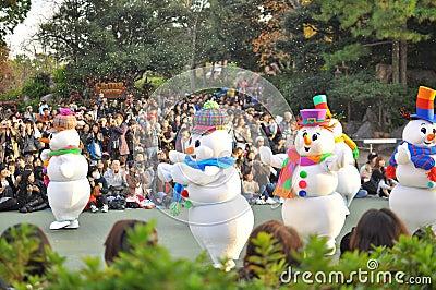 Disneyland Tokyo Editorial Photography
