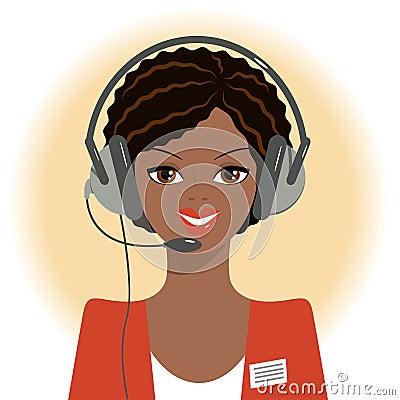 Dispatcher afro