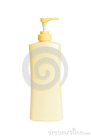 Dispenser Pump Plastic Bottle