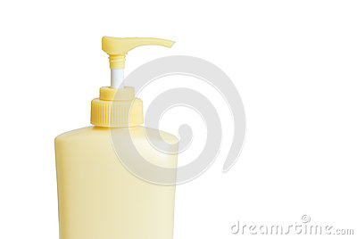 Dispenser Pump Plastic Bottle