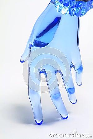 Display Hand