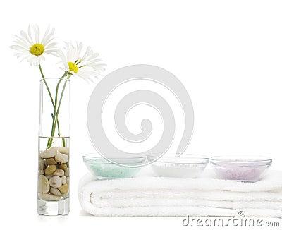 Display spa