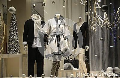 Love this window display. #retail #merchandising #window_display