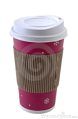 Free Disposable Coffee Cup Stock Photo - 374510