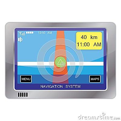 Dispositivo de sistema de navegación