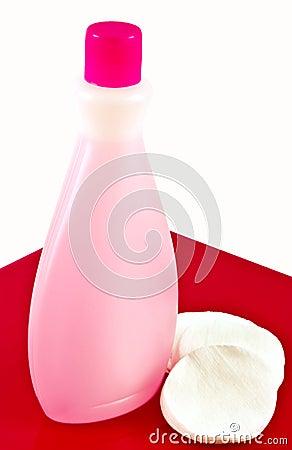 Dispositivo di rimozione e cuscinetti dello smalto per unghie