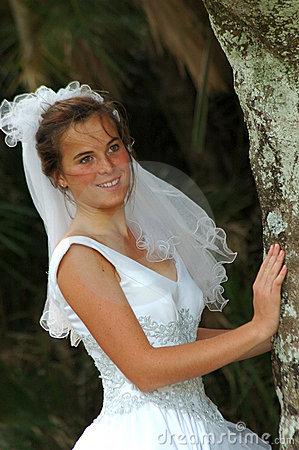 Dissimulation de mariée