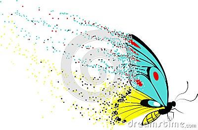 Dissolution of Butterflies