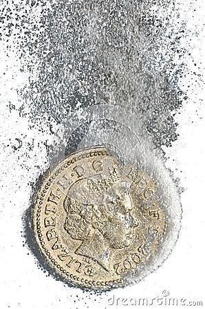 Dissolving Pound