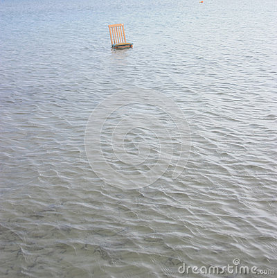 Distant chair