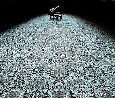 Distant Piano
