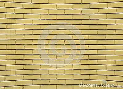 Distorted Brick Wall