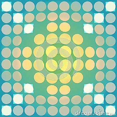 Distorted circles