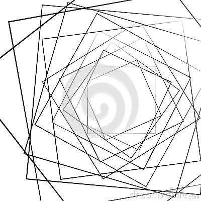 Free Distorted Random Radiating Lines Abstract Monochrome Pattern Royalty Free Stock Photo - 86007585