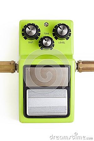 Distortion efx pedal