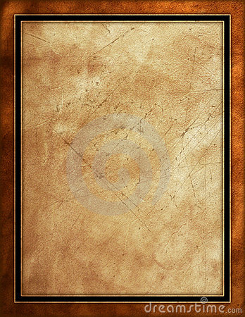 Distressed Leather Background