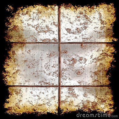 Distressed metal grunge texture