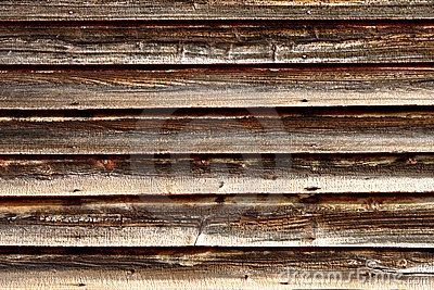 Distressed Old Barn Wood Clapboard Background