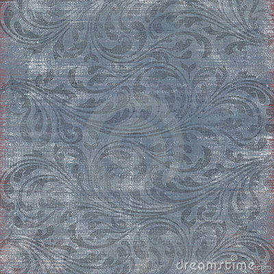 Distressed Ornament Background