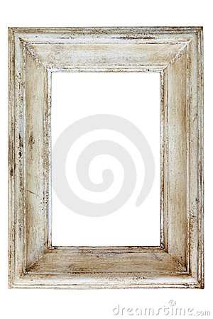 Free Distressed Picture Frame Royalty Free Stock Photography - 19306497