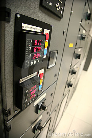 Free Distribution Board Stock Images - 998844