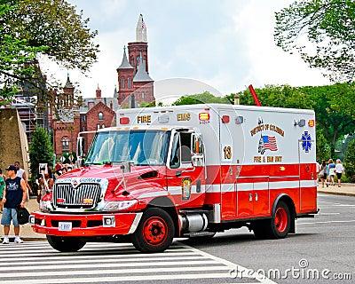 District of Columbia Rescue Unit