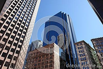 District financier Boston