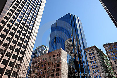 Distrito financeiro Boston
