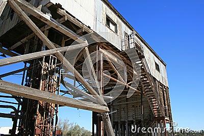 Disused Mine in Broken hill